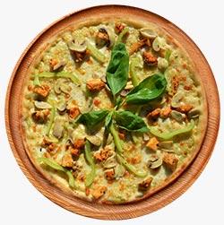 Manville Pizza Alfredo