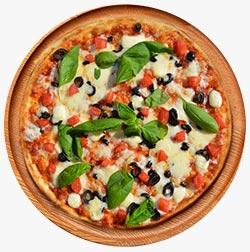 Manville Pizza Mediterranean