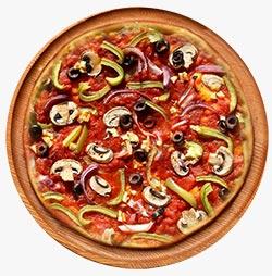 Manville Pizza No Cheese