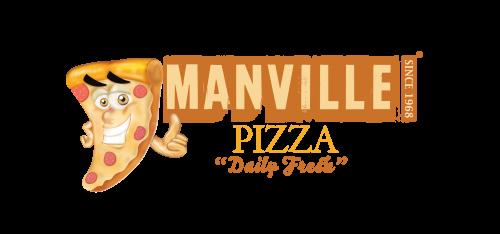 Manville Pizza Transparan Logo