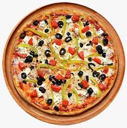 Manville Pizza Turkish Breakfast