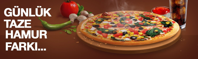 Manville Pizza Slider