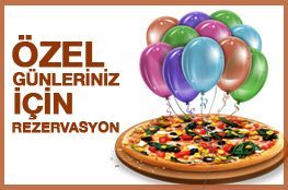 Manville Pizza Kampanyalar