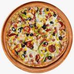 Manville Pizza Amerikan Pie