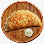 Manville Pizza Chocolate Calzone