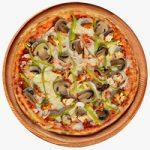 Manville Pizza Chicken Bomb